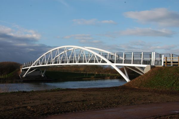 Longhorse Bridge, Shardlow, Photo Glenn Mansfield, Geograph