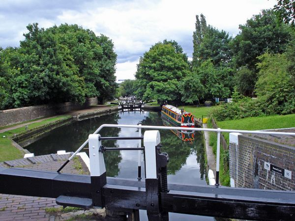 Hanwell Locks © Diamond Geezer