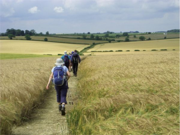 Welton le Wold © Lincoln Ramblers