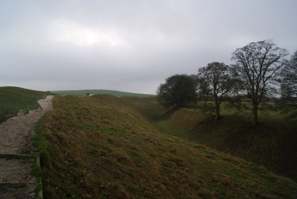 Bank and ditch, Avebury