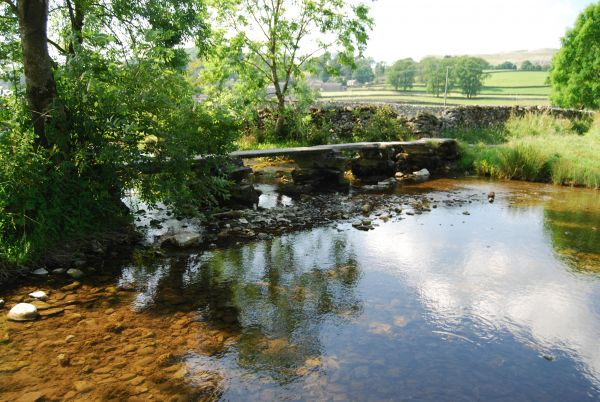 Clapper Bridge at Austwick