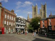 Spires and Steeples photograph Richard Croft