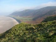 Gower Way, Rhossili Down (David Hunt)