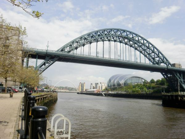 Newcastle - Iconic Bridges