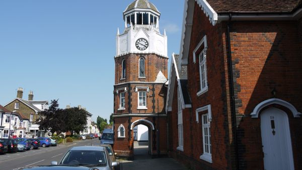 The Clock Tower, Burnham-on-Crouch