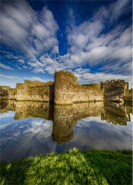 Beaumaris Castle  © John Bell