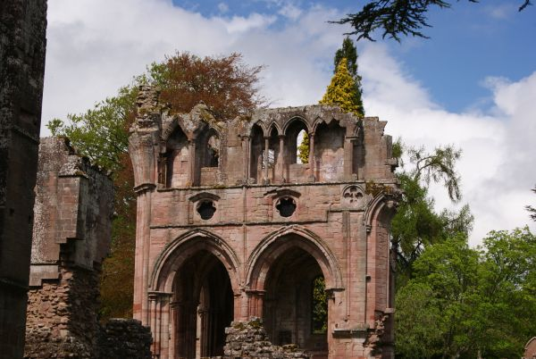 Dryburgh Abbey, Borders Abbeys Way