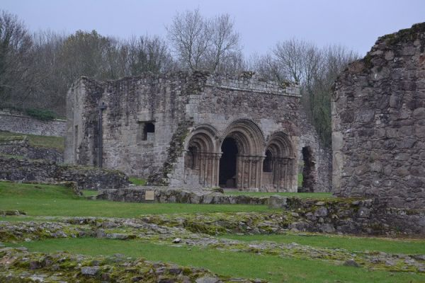 Haughmond Abbey © Shropshire Way Association