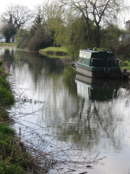 Tiverton Canal