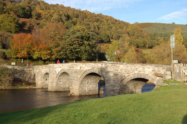 Llangollen Round - Carrog Bridge