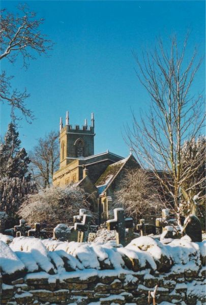 Chadlington Church © Wychwood Project