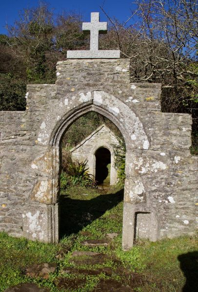 Holy Well near Cubert