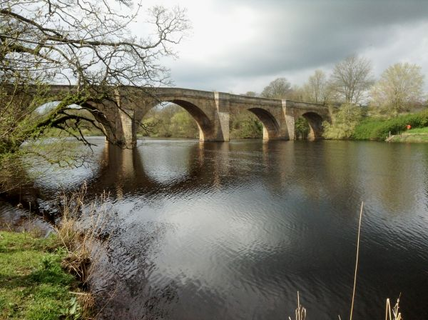 Chollerford Bridge