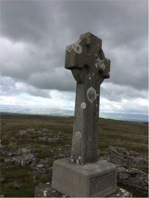 Cross on Great Asby Fell © David Law