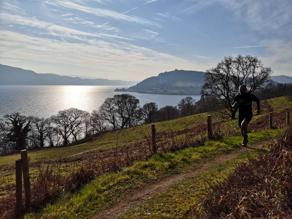 Loch Ness 360° Trail near Drumnadrochit and Urquhart Castle (© Sean McFarlane)