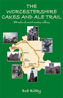 Worcestershire Cakes and Ale Trail