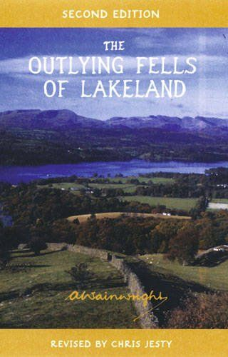 Outlying Fells of Lakeland Second Edition (Pictorial Guide Lakeland Fells)