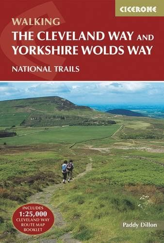 Cleveland Way and the Yorkshire Wolds Way (British Long Distance)