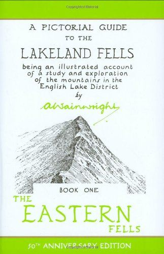 Wainwright Anniversary: The Eastern Fells (Anniversary Edition): 1 (Pictorial Guides to the Lakeland