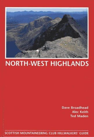 North-West Highlands, Hillwalkers' Guide (Scottish Mountaineering Club Hillwalkers Guides)