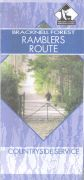 Bracknell Forest Ramblers Route