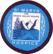 Badge & Certificate for Crake Valley Round