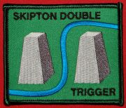 Badge for Skipton Double Trigger