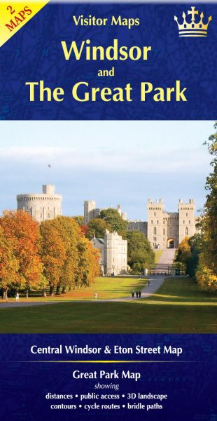 Visitor Maps: Windsor and The Great Park