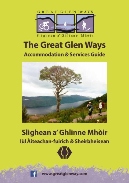 Great Glen Ways Accommodation and Services Guide