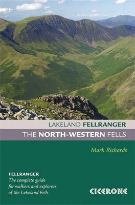 North-Western Fells (Lakeland Fellranger)