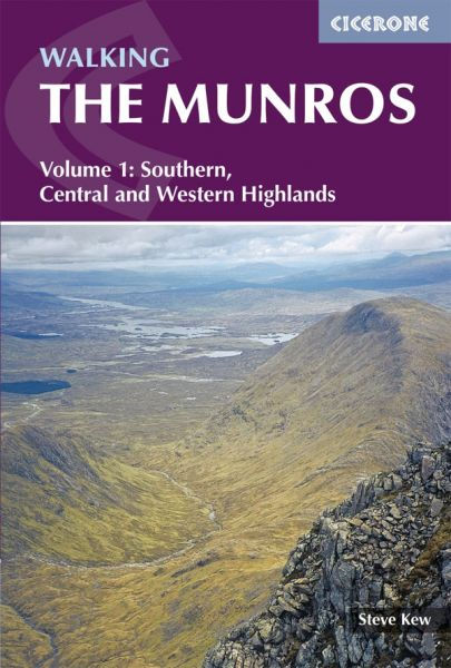 Walking the Munros Vol 1 – Southern, Central and Western Highlands