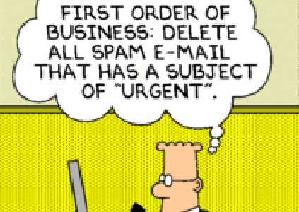 Dilbert email
