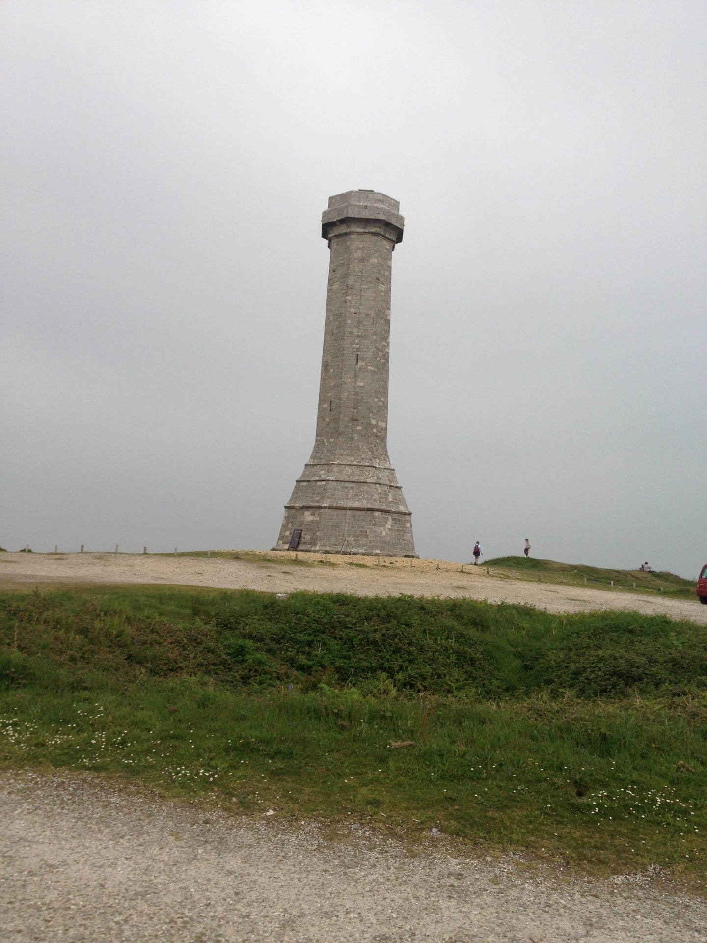 Hardy monument in dorset