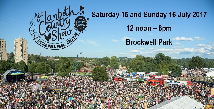 Lambeth Country Show banner