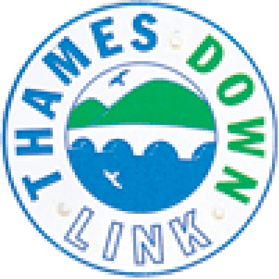 Logo for Downs Link path