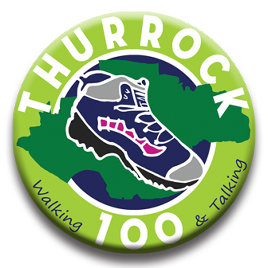 thurrock hundred logo