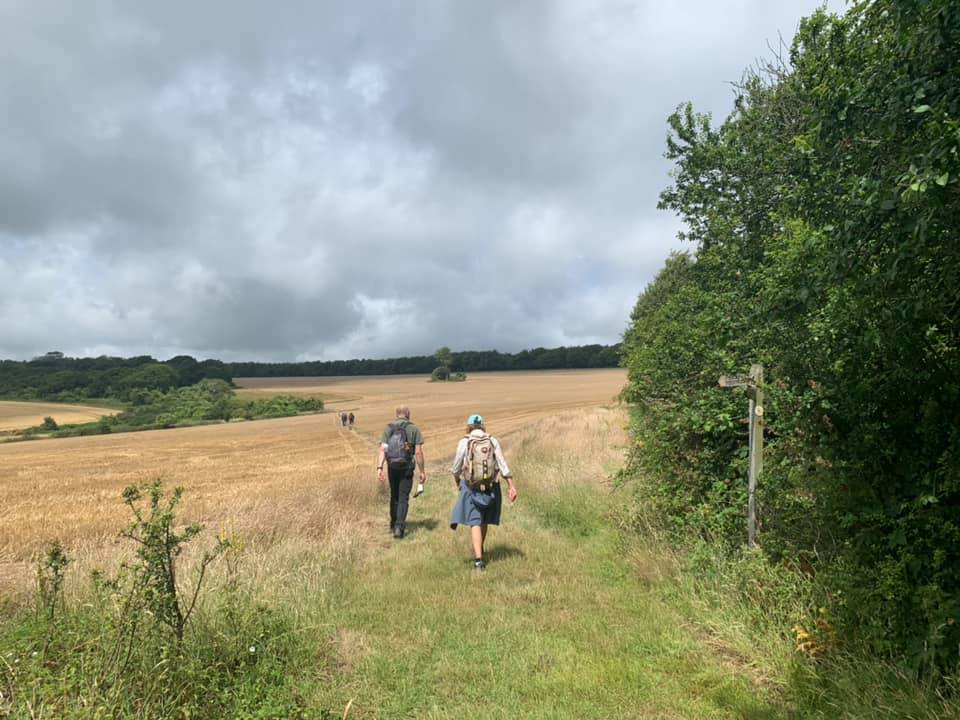 amberley to chichester