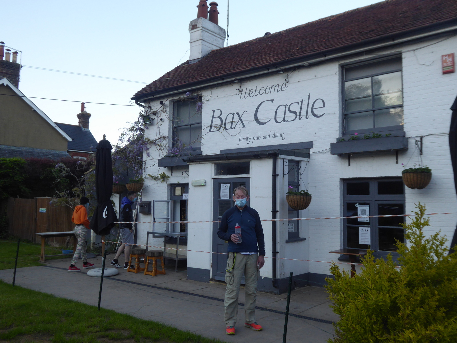 don bax castle checkpoint