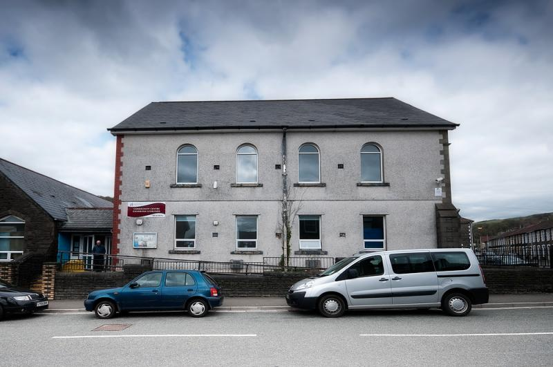 Photograph of Trallwn Community Hall