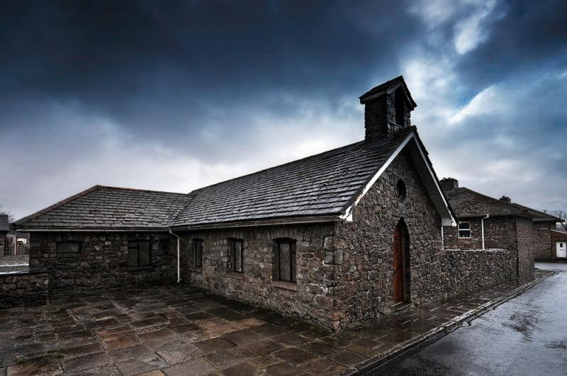 Photograph of St Aiden's Church, Bute Town