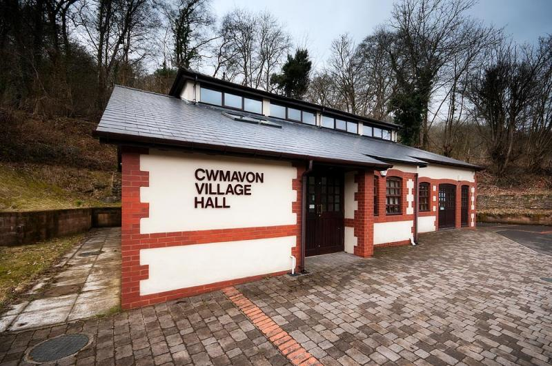 Photogrpah of Cwmavon Village Hall