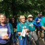 Walkers and Supporters Gathering at the Start - 2