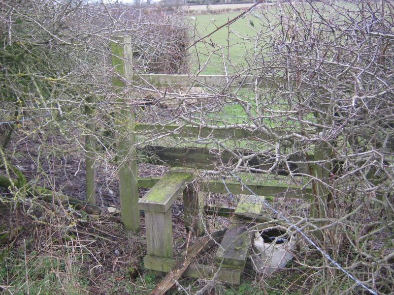 A WELCOMING STILE!