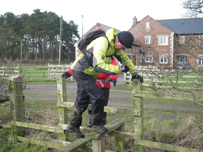A CHALLENGING STILE!