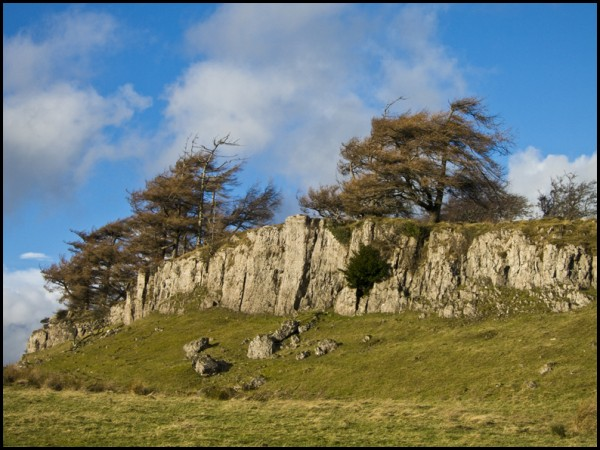 SUMMERGROUND CRAGS NEAR PENRITH