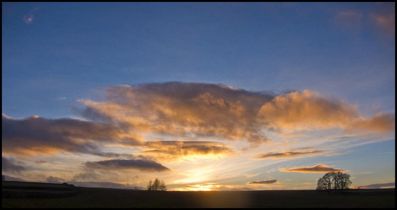 EDEN VALLEY SUNSET