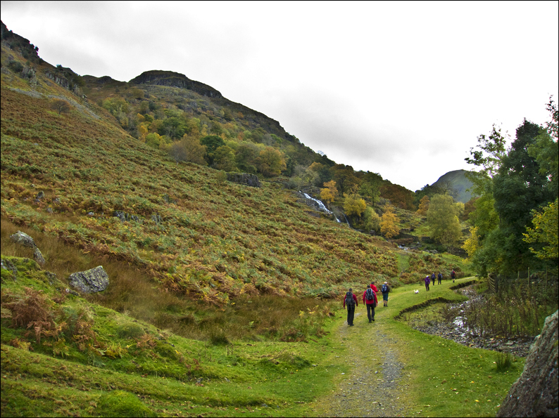 ON THE WAY TO HARTSOP