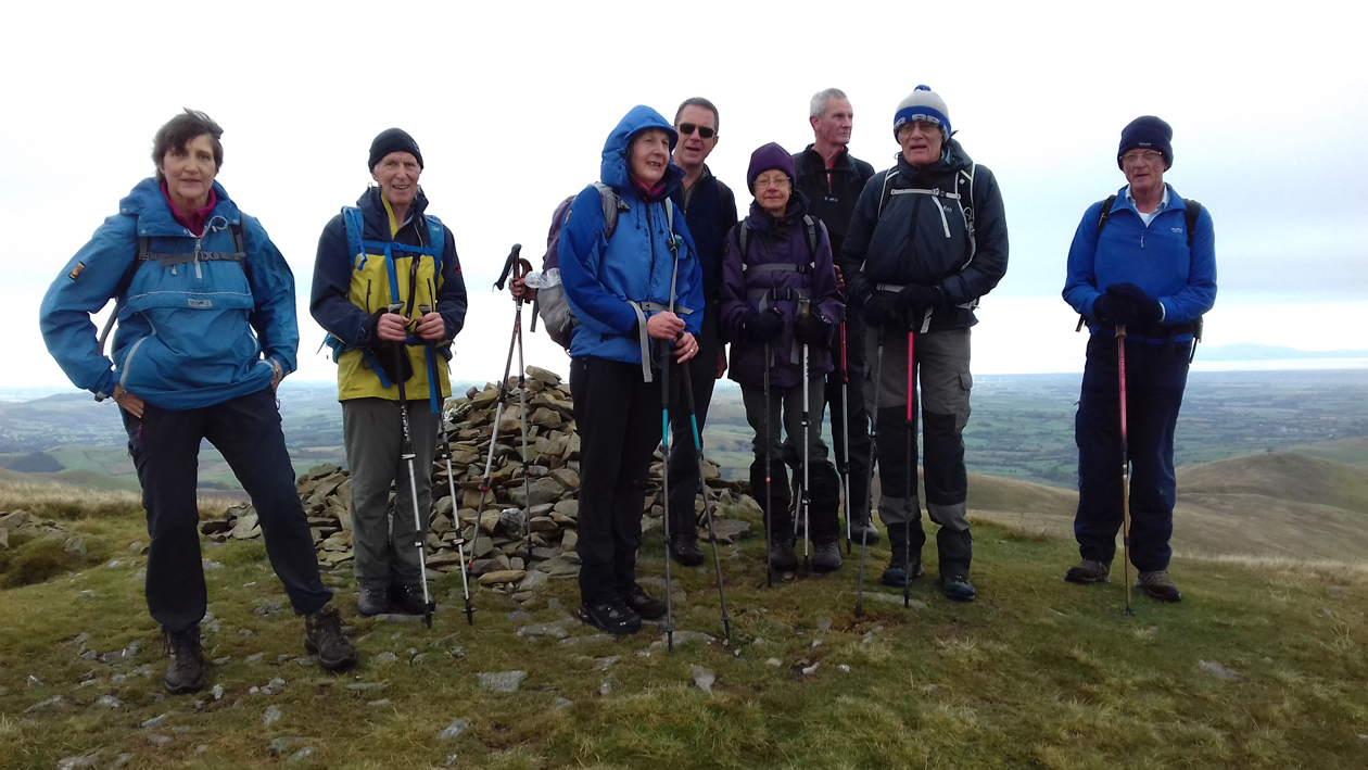 On Great Sca Fell