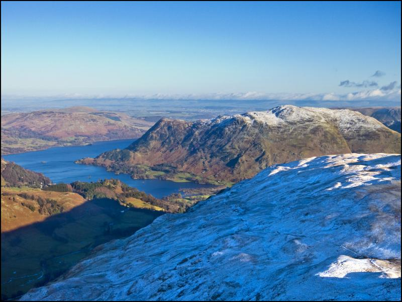 PLACE FELL AND ULLSWATER