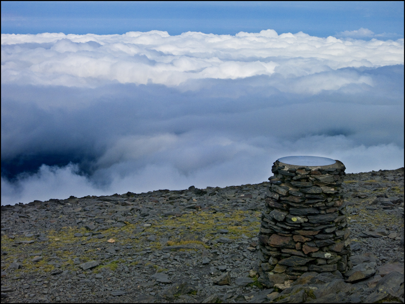 SKIDDAW AND CLOUDS